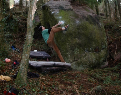 Wrey Awrete (V7) - Tom Rainbow